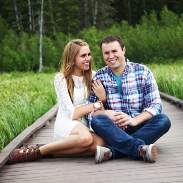 Blake and Britt