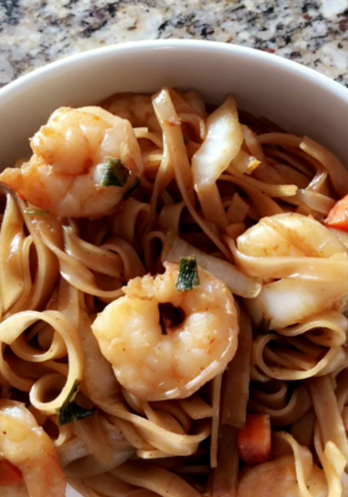 shrimp-noodles